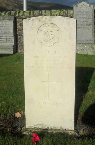War Grave, Innerleithen