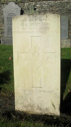 War Grave Innerleithen