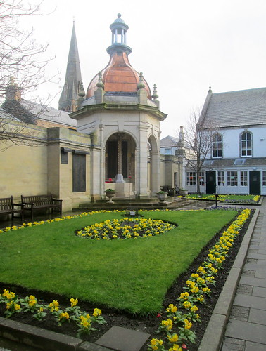 Peebles War Memorial