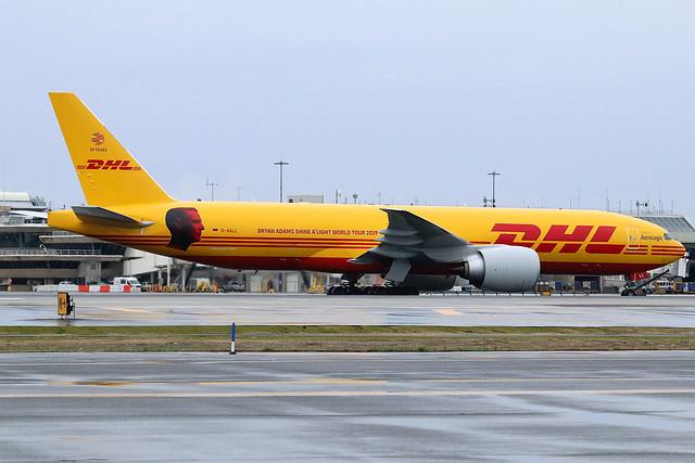 D-AALL   Boeing 777-F   DHL (opb AeroLogic)