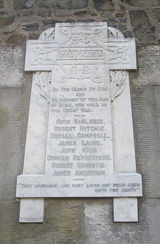 War Memorial, Star