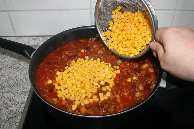 34 - Mais hinzufügen / Add corn