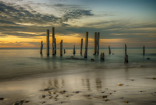 The Port Wiilunga Sticks