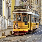 Fun Ride in Lisbon