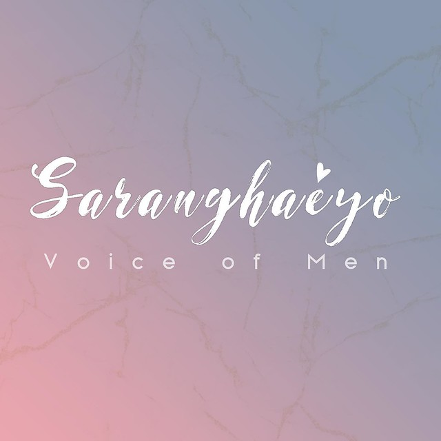 Band Voice Of Men Lancar Single Berjudul SARANGHEYO