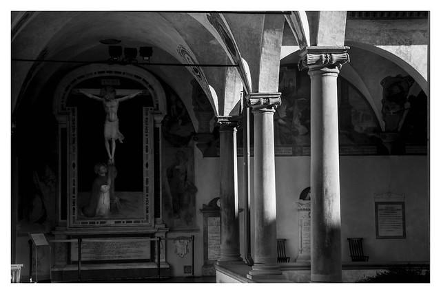 Columns and Faith.