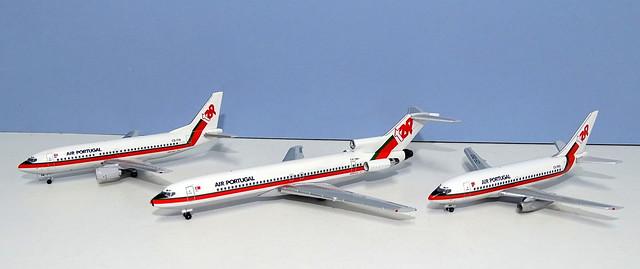 TAP Air Portugal 1980s