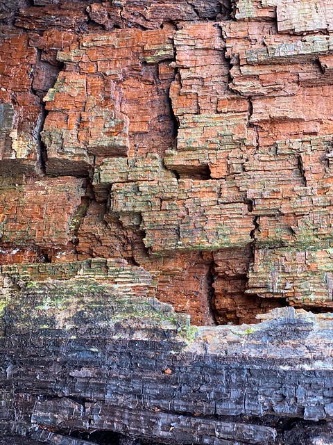"""""""Fake Michigan Geology"""" (you'll never guess what it is"""" (no Photoshop) #iphoneography"""