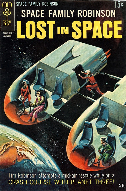 1965 ... 'Lost In Space'