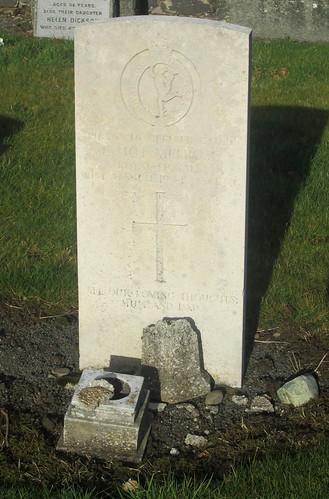 Innerleithen War Grave