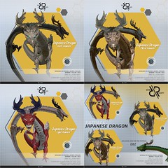 [Rezz Room] Japanese Dragon Animesh (Companion)