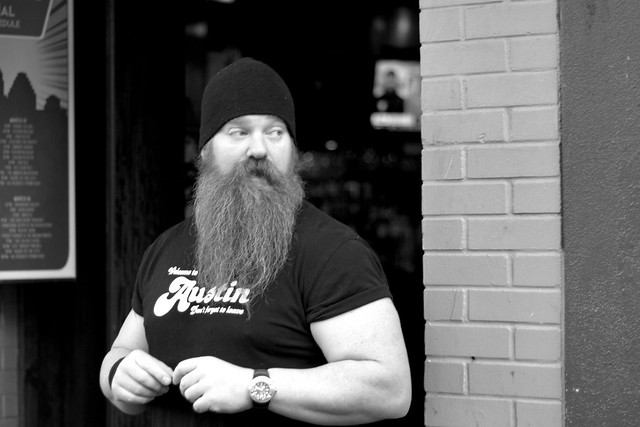 Bearded Bouncer