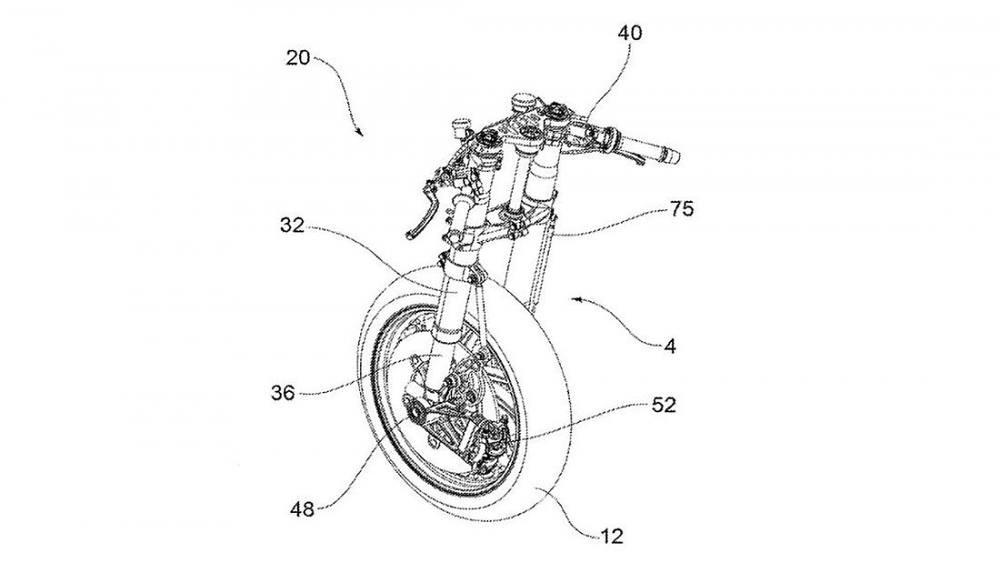 Aprilia Anti-Dive Brake System 3D