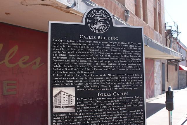 Caples Building