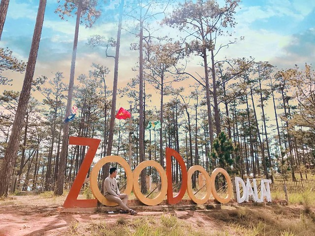 Phượt Hot - Khám phá vườn thú Zoodoo Đà Lạt cực kỳ đáng yêu (3)
