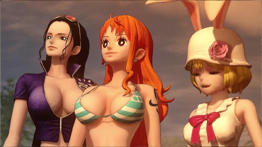एक टुकड़ा समुद्री डाकू योद्धाओं 4 - स्तन