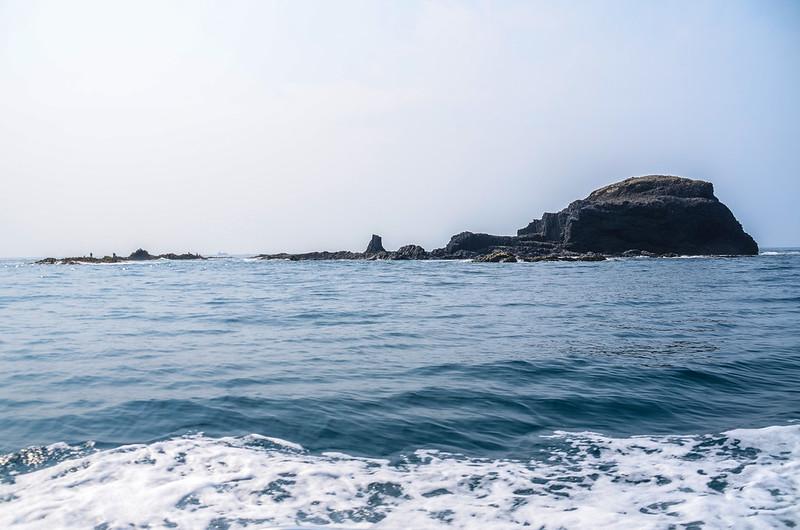 查埔嶼海面望查埔嶼 (2)