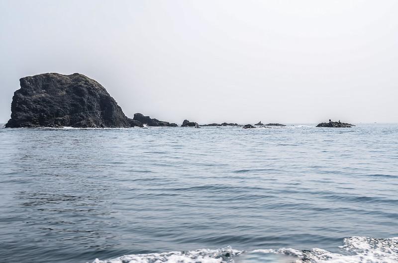 查埔嶼海面望查埔嶼 (1)