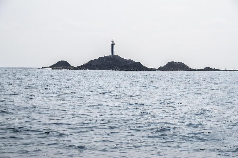 查母嶼西北海面東南望查母嶼 (1)
