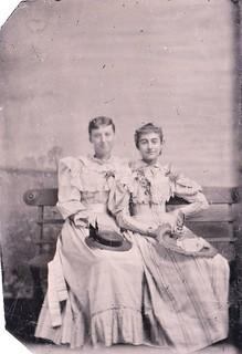 Tintype Ladies