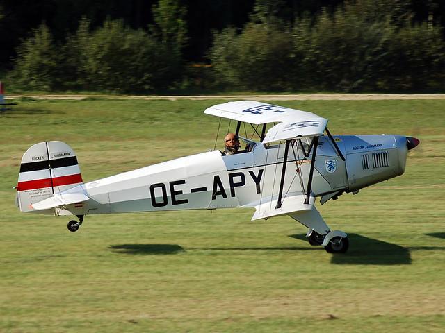 OE-APY HAS/SSH T.131PA Jungman (Bucker Bu.131)