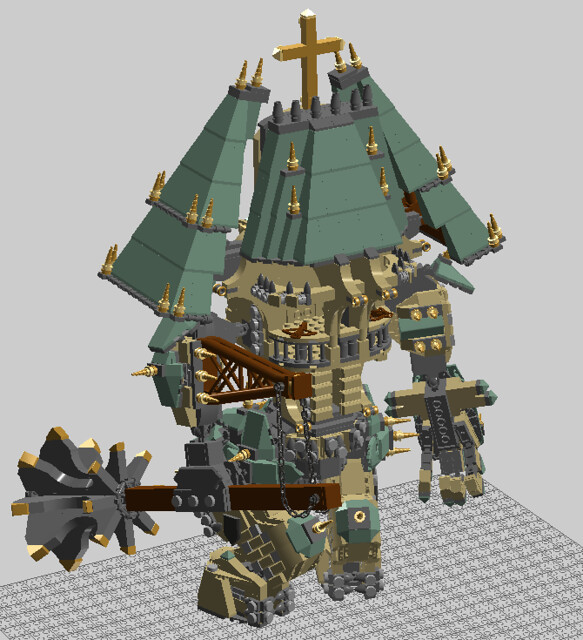 Church Golem 3
