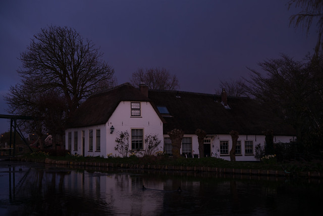 Before Sunrise in Holland