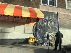 Kobe Bryant mural in Boyle Heights