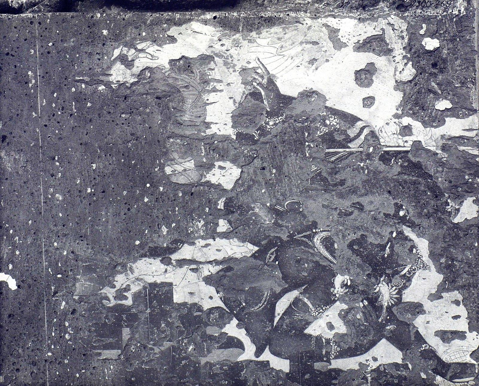 Аджанта (фрагмент фрески во второй пещере) (2)