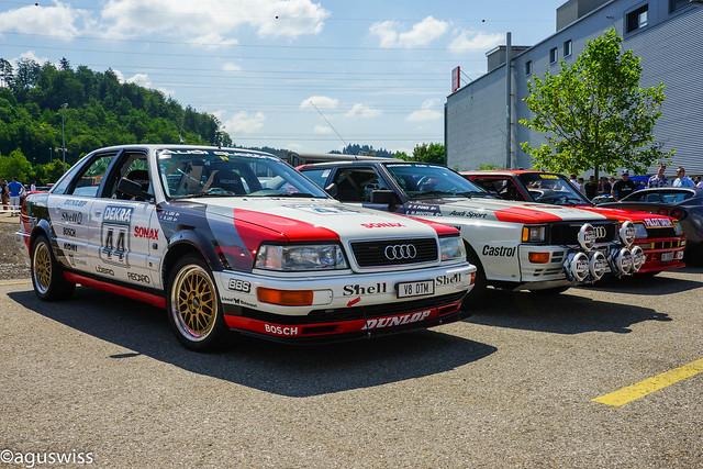 Audi Race Icons