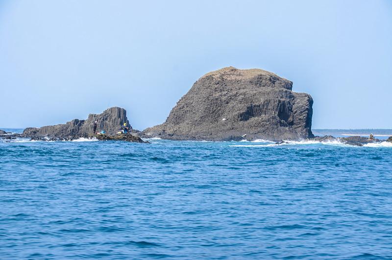 查埔嶼海面望查埔嶼 (3)