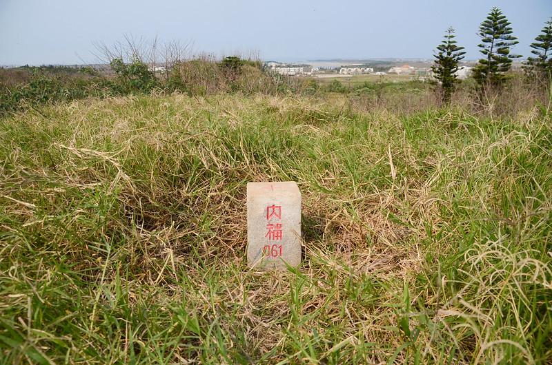 大城北(拱北山)內政部二等三角點補點(# 內補061 Elev. 59 m) (1)