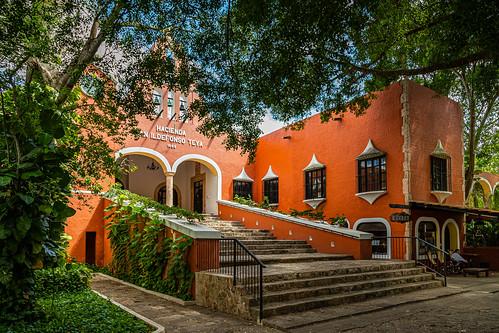 Los Colores de Campeche / Colours of Campeche