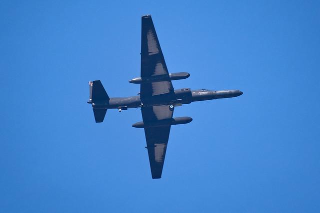 Lockheed U-2S Dragon Lady