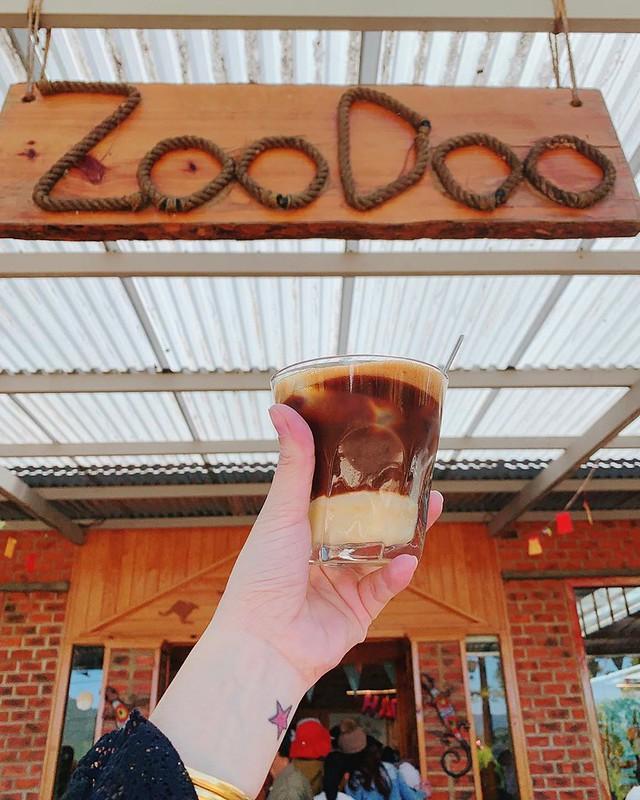 Phượt Hot - Khám phá vườn thú Zoodoo Đà Lạt cực kỳ đáng yêu (5)