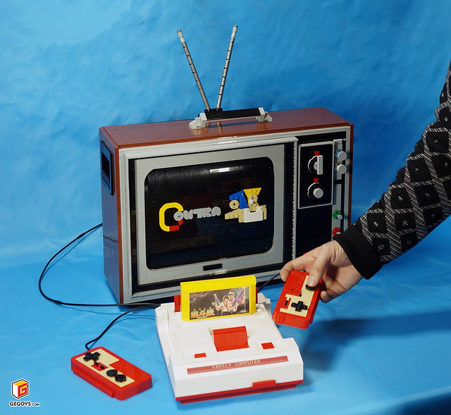 Nintendo Family Computer & Television in the 1980s