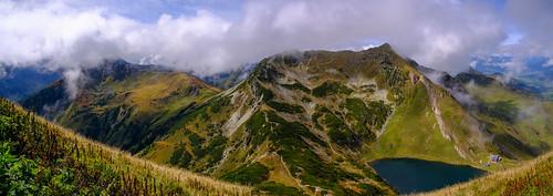 wildseeloder wildseeloderhaus henne mountains panorama cabin water alps austria fujifilm xt3 fujifilmxt3 alpen hiking landscape viaferrata summer