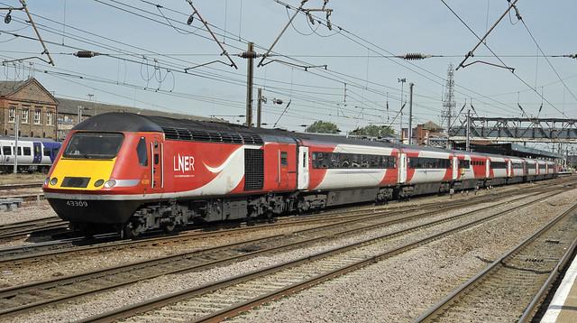 LNER HST 43309