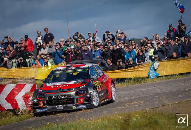 2017 ADAC Rallye Deutschland 2017World Rally Championship