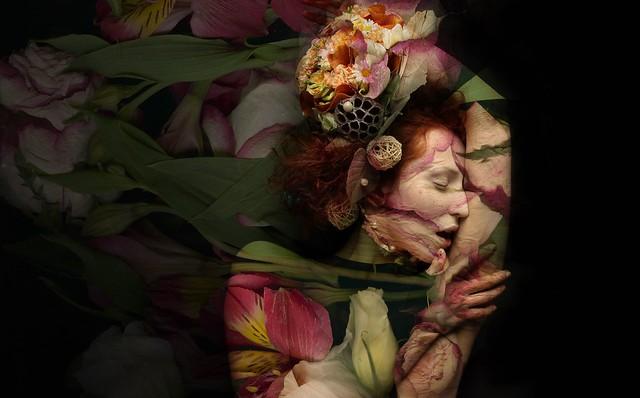 Hiraeth, Surreal fantasy photo manipulation by Alex Drozdin