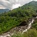 Mountains and waterfalls by RAMASUBRAMANIYAN