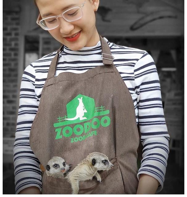 Phượt Hot - Khám phá vườn thú Zoodoo Đà Lạt cực kỳ đáng yêu (8)