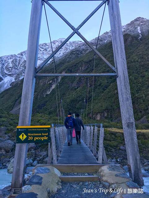吊橋一次最多只能容納20個人