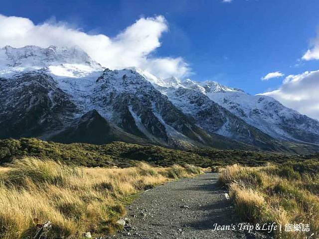 庫克山是紐西蘭第一高峰
