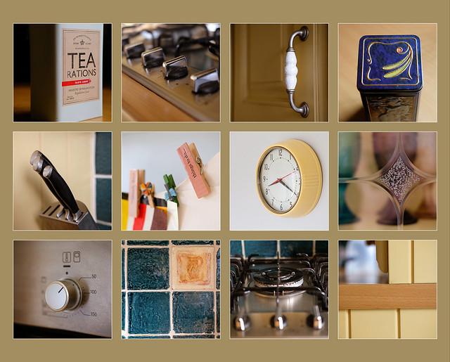 #2 - Kitchen, still life