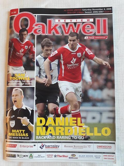 2006/07 Barnsley v Leeds United