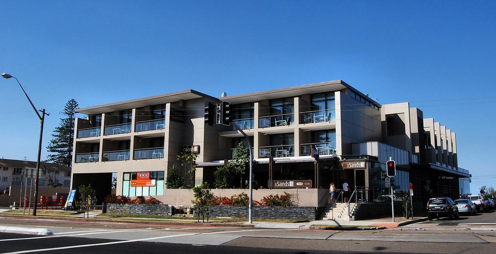 The Sands Hotel, Narrabeen, Sydney, NSW.