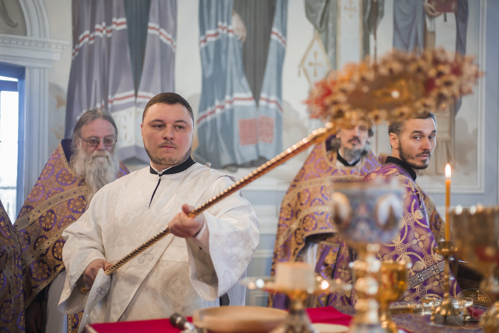 28-29 марта 2020, Неделя 4-я Великого поста / 28-29 March 2020, Third Sunday of Great Lent