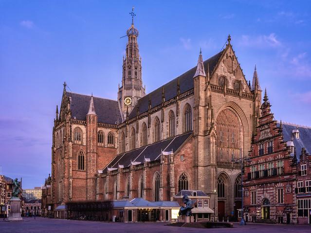 Grotekerk, Haarlem