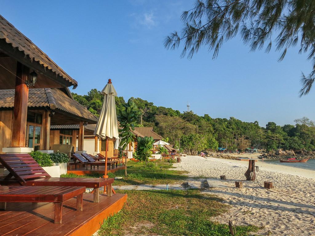 Pattaya beach accomodations
